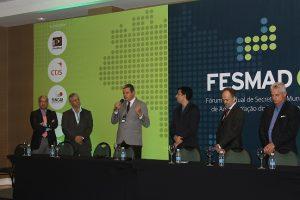 Adilson Alves Pereira, da Zetra, apresenta a empresa no Fesmad RJ
