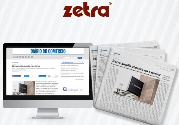 INTERNACIONALIZAÇÃO DO ECONSIG É DESTAQUE NO JORNAL DIÁRIO DO COMÉRCIO