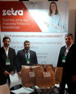 zetra e destaque em congresso nacional de previdência em curitiba