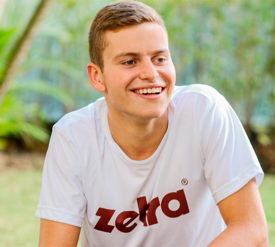Triatleta da Zetra conquista resultado expressivo na Copa Triathlon Brasil – Etapa Sul, realizada na Praia Mansa de Caiobá (PR)