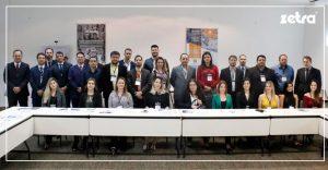 Zetra Participa De Encontro Que Reuniu Procuradores Do Estado Do Espírito Santo - FEPROG