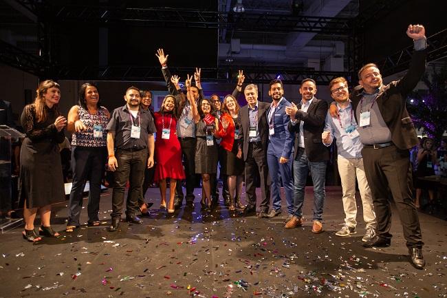A Zetra, pela terceira vez consecutiva, acaba de ser eleita pelo Great Place to Work Brasil uma das melhores empresas para trabalhar de TI no Brasil