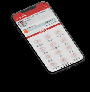 app econsig interface
