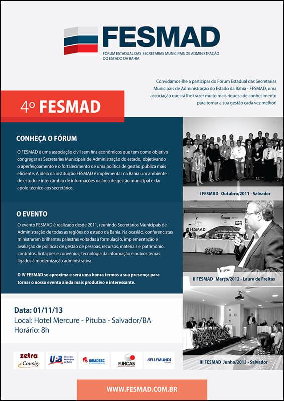 FESMAD – SALVADOR (BA) 2013